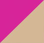 pink / beige