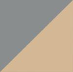 grau / beige