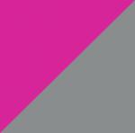 pink / grau